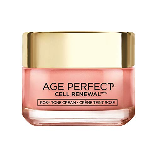 eaba2cbd386 L'Oréal Paris Age Perfect Cell Renewal Rosy Tone Moisturizer, 1.7 oz.