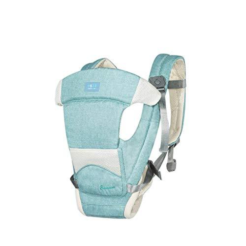 FH Babytrage, Multifunktionale, Universelle, Atmungsaktive, Bequeme Und Weiche Babytrage - Geeignet Für 3-36 Monate (Farbe   Grün)