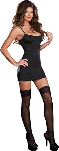 Basic Dress Costume Starter - Small - Dress Size (Basic Black Dress Costumes Starter Adult)