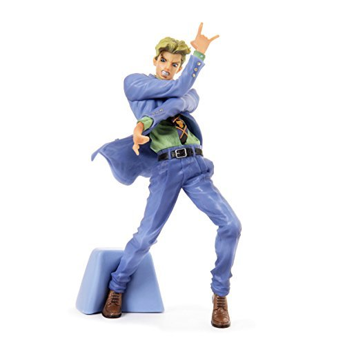 Banpresto Jojo's Bizarre Adventure Diamond is Unbreakable Jojo's Figure Gallery 5 Yoshikage Kira Action Figure