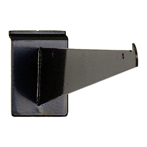 - KC Store Fixtures A01713 Slatwall Shelf Bracket, 12