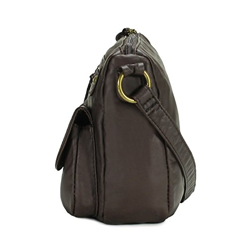 Coffee Scarleton Cross Woman Scarleton Bag Woman SqXXOw5x