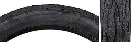 Sunlite 24x3.0 Black //black Flame K1008a Tire