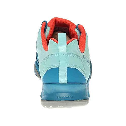 Adidas Outdoor Donna Terrex Ax2r Mistero Benzina / Mistero Benzina / Easy Coral 9.5 B Us