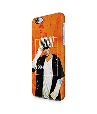 1994 Justin Bieber Plastic Snap-On Case Cover Shell For iPhone 6 Plus / 6s Plus