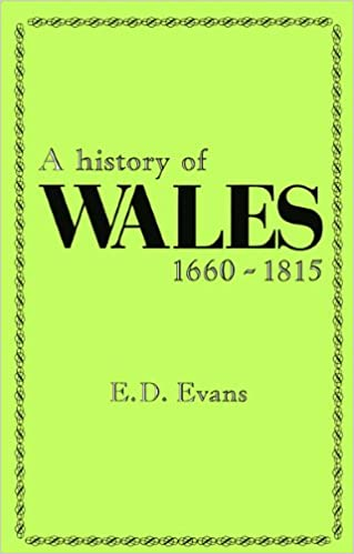 Book A History of Wales, 1660-1815 (Cymru - A History of Wales)