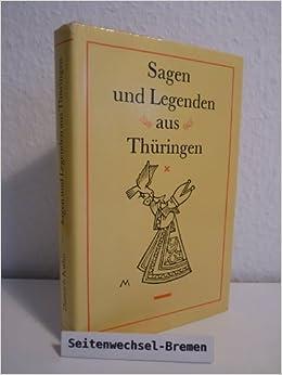 Sagen Und Legenden Aus Thüringen Amazonde Dietrich Kühn