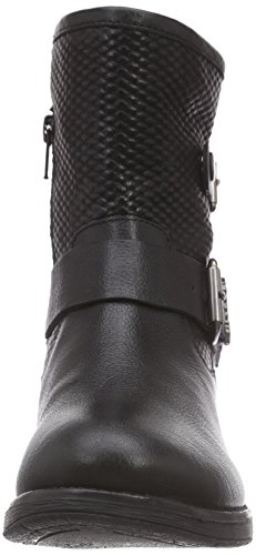 Black Wrangler Biker Belt Bonnie Black 62 WoMen Boots r040pBqxvw