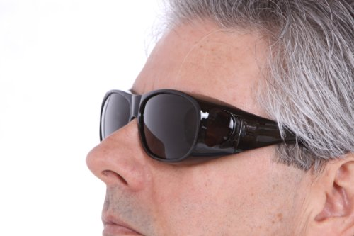 7b1ce48929ad1 LensCovers Sunglasses Wear Over Prescription Glasses