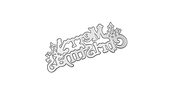 Rameng-- - Troquel de Stencil Recortes Cutting metálico DIY álbum ...