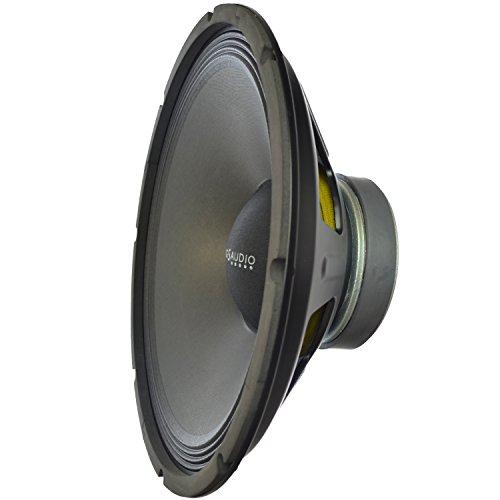 Mid Bass Loudspeaker Driver - Y-DJ Replacement Bass-Midrange Speaker 15