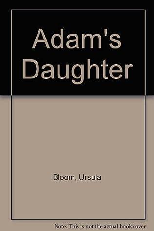 book cover of Adam\'s Daughter