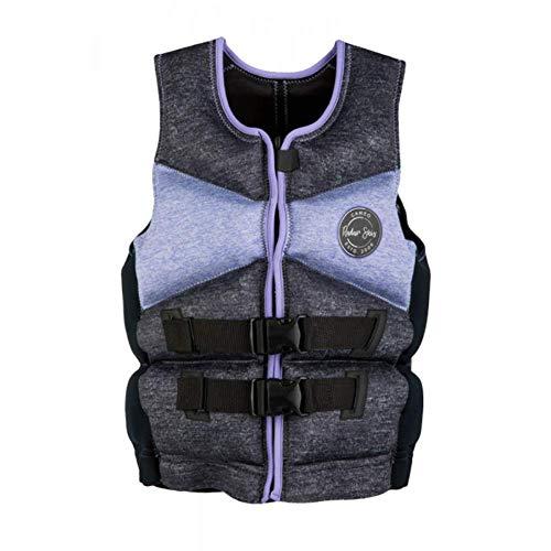 - Radar Cameo 2.0 Women's - CGA Life Vest - Purple/Heather Grey - M (2019)