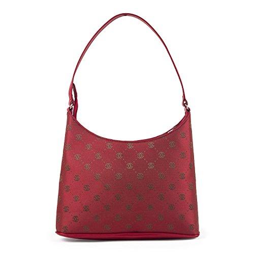 Luigi 81427 - Bolso al hombro de sintético mujer rojo - rojo