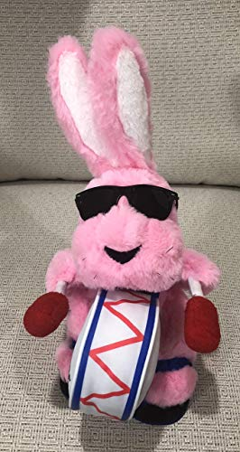 Energizer Bunny 12' Plush 'Not battery operated'