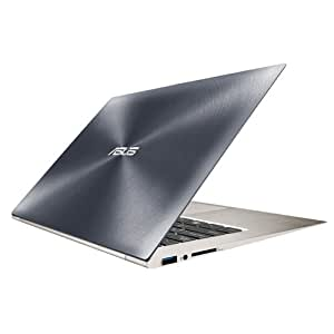"Asus Zenbook UX31A-DH71 Ultrabook-  13.3"" Full HD Display, Intel Dual-Core Processor i7-3517u 1.9GHz, 4GB Memory, 256G SSD, Windows 8"