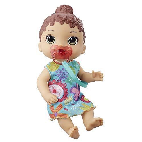 Boneca Baby Alive Bebê Primeiros Sons Morena, Baby Alive, E3688, Morena