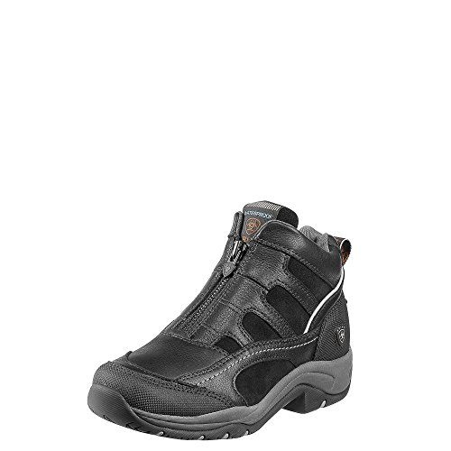 Image of Ariat Women's Terrain Zip H2O Hiking Boot, Black,9.5 B US