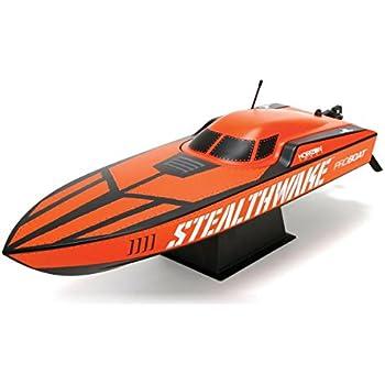 "Pro Boat Stealthwake Deep-V Brushed RTR Vehicle, 23"""