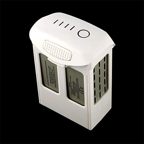 Intelligent Flight Lipo Battery 5870mAh 15.2V for DJI Phantom 4 Series Quality Assurance (White) by Aurorax Electric (Image #3)