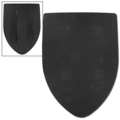 Battle Fury Customizable Foam Medieval Shield (Medieval Foam Larp Shield)