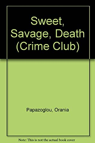 book cover of Sweet, Savage Death