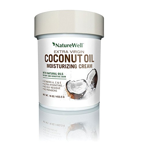 NatureWell Extra Virgin Coconut Moisturizing