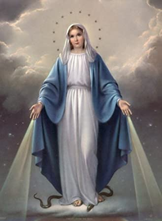 Image result for Image of Our Lady of Grace