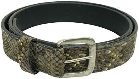 [해외]Real Rattlesnake Belt (ER-598-BELTxxx) K14 / Real Rattlesnake Belt (ER-598-BELTxxx) K14 (34)