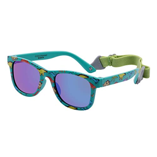 COCOSAND Baby Sunglasses with Strap product image
