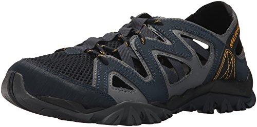 - Merrell Men's Tetrex Crest Wrap Sport Sandal, Navy, 10 Medium US
