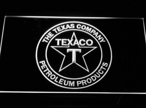 D122-r Texaco Porcelain Gas Pump Bar Neon Light Sign