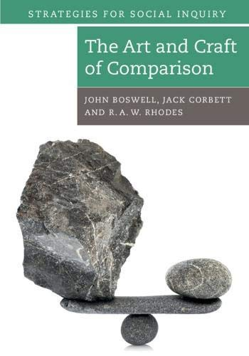 The Art and Craft of Comparison (Strategies for Social