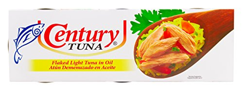 Century Light Tuna Flakes in Oil