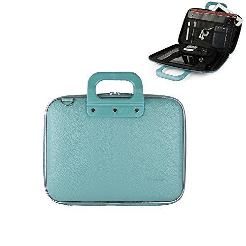 SumacLife Cady Shoulder Messenger Bag Case Sleeve Laptop Bag Briefcase for Toshiba Satellite Radius / Portege / Tecra / Tecra Z Series 14