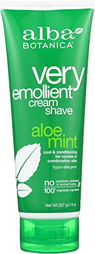 (NOT A CASE) Very Emollient Cream Shave Aloe ()