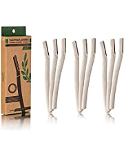 Dermaplaning Razor (9 Count) - Easy to Use Dermaplaning Tool For Face - Facial Shaver to Exfoliate the Skin