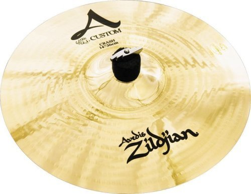 "Price comparison product image Zildjian A Custom 14"" Crash Cymbal"