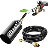 Heavy Duty Propane Torch Weed Burner High Output