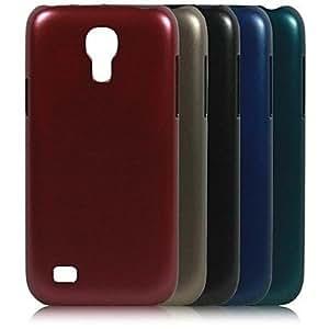 SHOUJIKE Samsung S4 Mini I9190 compatible Solid Color Plastic Back Cover , Green