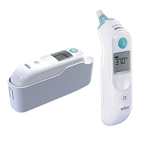 Braun IRT-6030 ThermoScan Baby/Adult Professional Digital Ear Thermometer by Brau