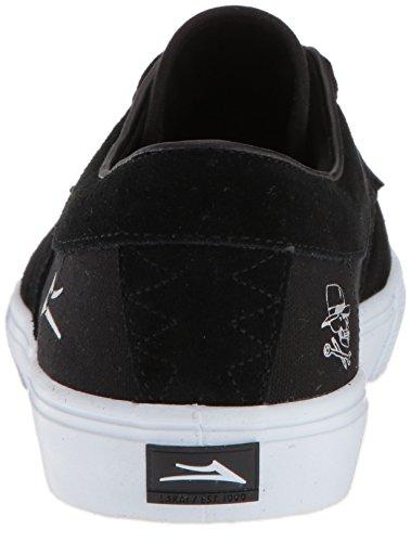 Lakai Ante Luck Zapatos Gamuzablack Hawk Suede Hard x Negro Riley Negro Xr0aX