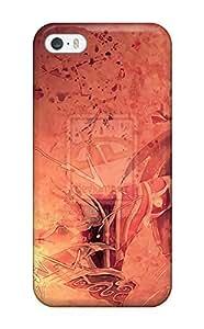 2498696K95415666 For Iphone 5/5s Fashion Diushoujuan Design Irelia Case
