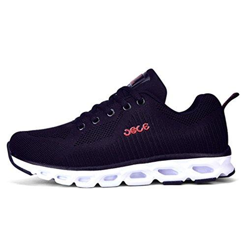 LFEU - botas de caño bajo Mujer negro