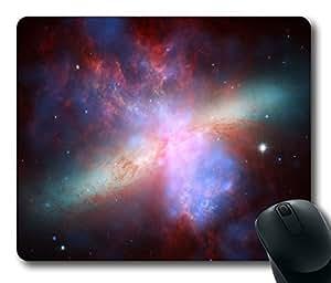 Nice Cigar Galaxy ,Rectangle mouse pad