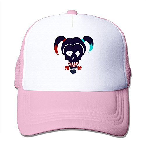 Price comparison product image Texhood Cool Harley Logo Fashion Sunhats One Size Pink