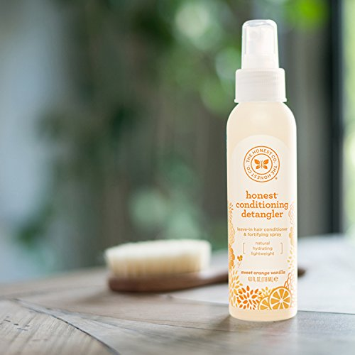41s0-Y3EPqL The Honest Company Conditioning Detangler, Sweet Orange Vanilla, 4 Ounce