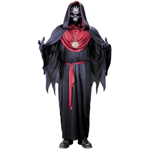 Emperor Of Evil Adult Costumes (Adult Emperor of Evil Costume-One size fits most adults)