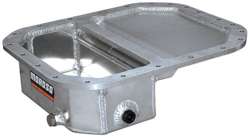 Moroso 20942 Oil Pan for Mazda 13B Engines/Drag Race/Street Use