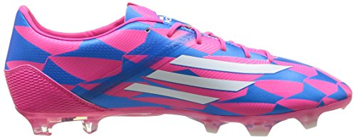 Football FG Solar Boots Neon Pink F30 Pink Blue White Running TRX 8gE5nqRaw